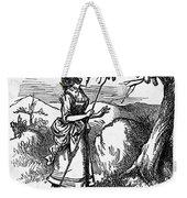 Mother Goose: Bo-peep Weekender Tote Bag by Granger