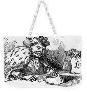 Mother Goose: King Weekender Tote Bag by Granger
