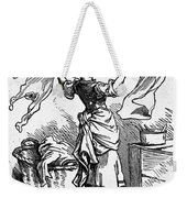 Mother Goose: Maid Weekender Tote Bag