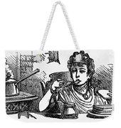 Mother Goose: Queen Weekender Tote Bag by Granger