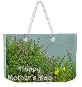 Mother's Day - Wildflowers By The Pond Weekender Tote Bag