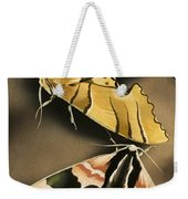 Moths Weekender Tote Bag