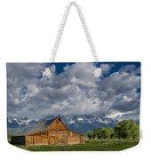 Moulton Barn Morning Weekender Tote Bag