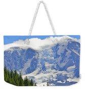 Mount Adams Weekender Tote Bag