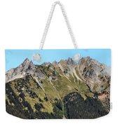 Mount Baker National Forest Weekender Tote Bag