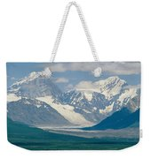 Mount Deborah And Hess Mountain Weekender Tote Bag