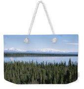 Mount Drum, Sanford And Wrangell Weekender Tote Bag