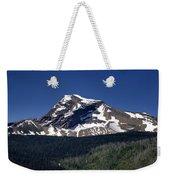 Mount Geduhn Livingston Range Glacier National Park Usa Weekender Tote Bag