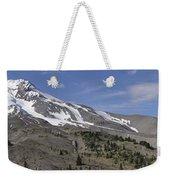 Mount Hood Pano Weekender Tote Bag