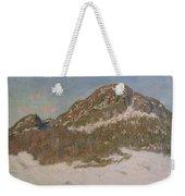 Mount Kolsaas In Sunlight Weekender Tote Bag