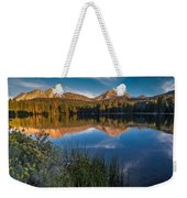 Mount Lassen Reflecting 2 Weekender Tote Bag