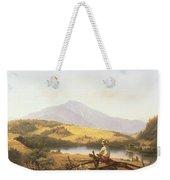 Mount Mansfield Weekender Tote Bag
