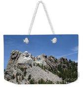 Mount Rushmore Full View Weekender Tote Bag