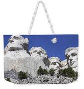 Mount Rushmore National Memorial, South Weekender Tote Bag