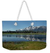Mount Tallac View Of The Cross Weekender Tote Bag