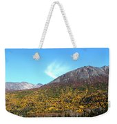 Mountain Colors Weekender Tote Bag