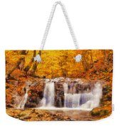 Mountain Creek Falls Weekender Tote Bag