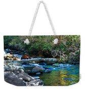 Mountain Creek Weekender Tote Bag