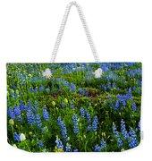 Mountain Garden Weekender Tote Bag