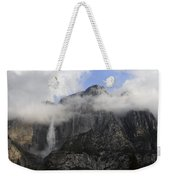 Mountain In The Clouds Weekender Tote Bag