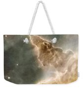 Mountain Of Cold Hydrogen Weekender Tote Bag