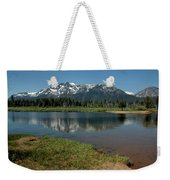 Mountain Tallac Dive In Weekender Tote Bag