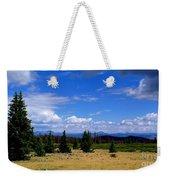 Mountain Top Landscape II Weekender Tote Bag