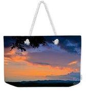 Mountain Twilight Weekender Tote Bag