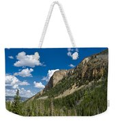 Mountain View Weekender Tote Bag