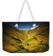 Mountains And Hills Weekender Tote Bag
