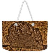 Mountfort - Granary Burying Ground - Greeting Card Weekender Tote Bag