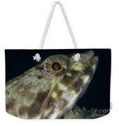 Mouth Of A Variegated Lizardfish, Papua Weekender Tote Bag