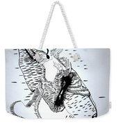 Moutia Dance - Seychelles Weekender Tote Bag