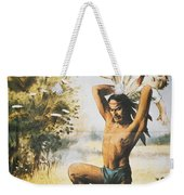 Movie Poster, 1913 Weekender Tote Bag by Granger