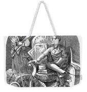 Moving Day, 1870 Weekender Tote Bag
