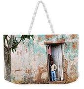Mozambique - Land Of Hope Weekender Tote Bag