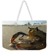 Mr. Crabs Weekender Tote Bag