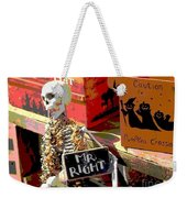 Mr. Right Weekender Tote Bag