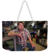 Mr. Watson In Repose Weekender Tote Bag