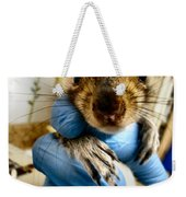 Mr. Whiskers Weekender Tote Bag