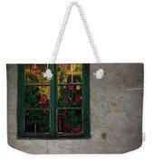 Mrs Roses Wall Weekender Tote Bag