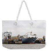 Ms Adeline Weekender Tote Bag