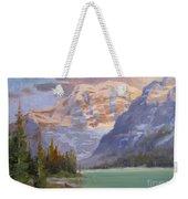 Mt Edith Cavell Jasper Weekender Tote Bag
