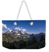Mt Shuksan Weekender Tote Bag