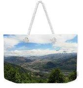 Mt St Helens Weekender Tote Bag
