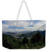 Mt St Helens Lookout Weekender Tote Bag