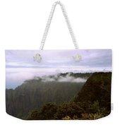 Mt Waialeale Weekender Tote Bag