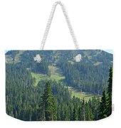 Mt. Washington Weekender Tote Bag