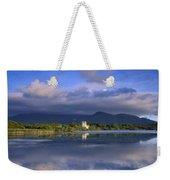 Muckross Lake, Ross Castle, Killarney Weekender Tote Bag