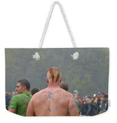 Mud Everywhere At The Mudder Weekender Tote Bag